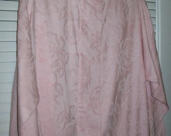 Blouse 14, Graham & Gunn Suit Blouse for Jack Henry.  Finest Cotton Jacquard Pink on Pink, - see details
