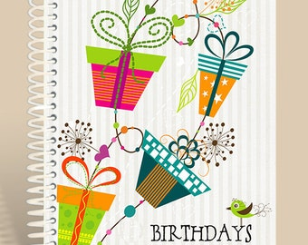 Happy Birthday Notebook / Personalized Lined Notebook / Prayer Journal