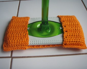 Reusable/Reversible 100% Cotton Swiffer Cover