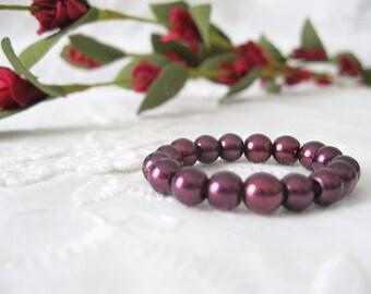 Christmas Baby Girl Jewelry | Christmas Newborn Jewelry | Baby Girl Bracelet | Newborn Photo Prop