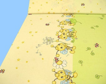 1 Rapport lovely cotton bees (515418)