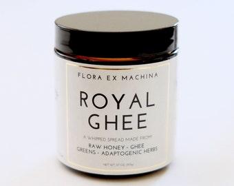 Royal Ghee - Ayurvedic Adaptogen + Superfood Honey Ghee