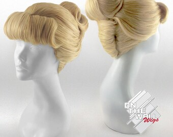 Classic Style Princess Cinderella Inspired Adult Custom Wig *Made-to-Order*