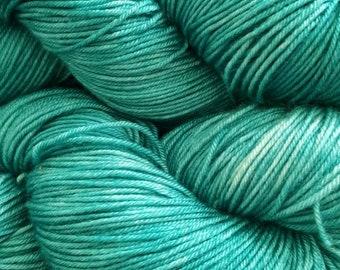 100g 4 Ply 75 Merino/25% Mulberry Silk Luxury Hand Dyed Yarn