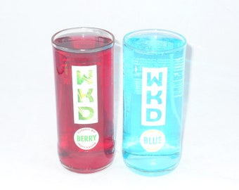 WKD Tumblers- blue & berry