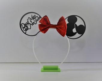 Dead Men Tell No Tales   Disney Ears   3D Printed Ears   Handmade