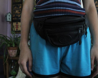 vegan leather fanny pack