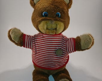 The Gabby bear and interactive crafty - 1985