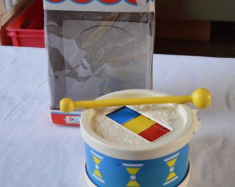Vintage FISHER PRICE- Xylo drum - 421 - 1970s
