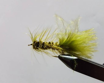 Olive Woolly Bugger