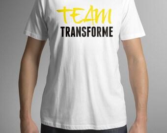 Team Transforme Mens Shirts