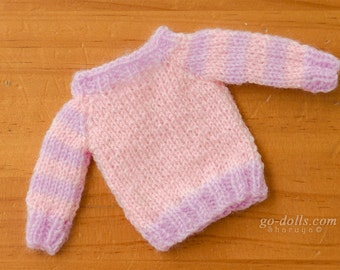 Blythe/Pullip/Pure neemo knitted sweater