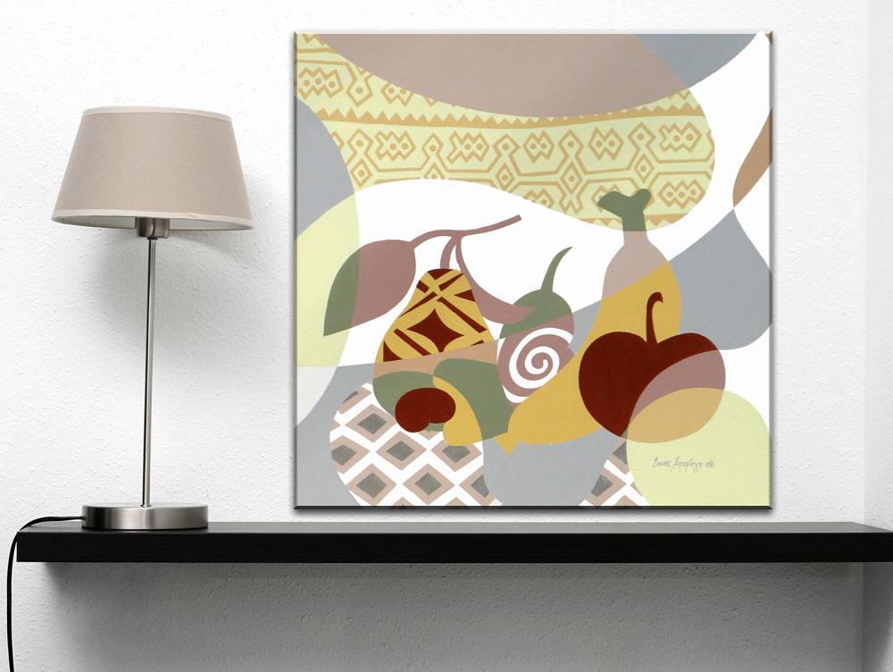 Afrocentric Kitchen Decor