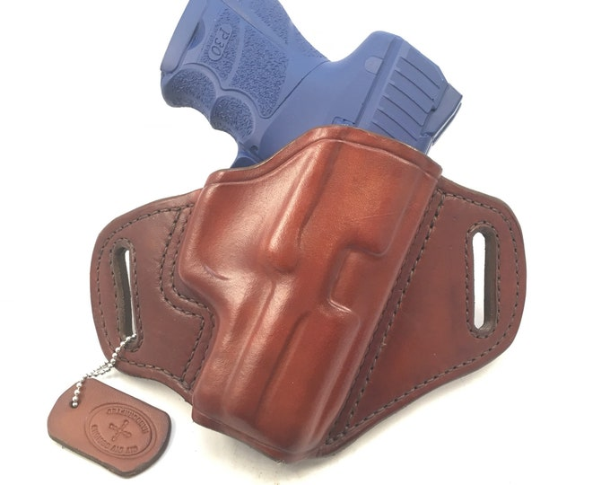 H&K P30SK - Handcrafted Leather Pistol Holster