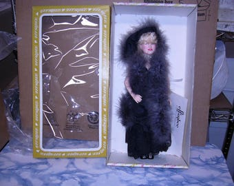 Vintage Effanbee Mae West Character Celebrity Doll