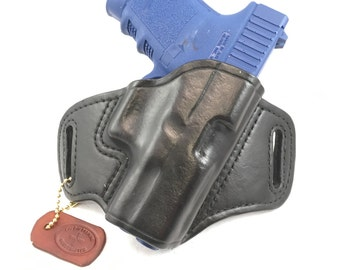 Glock 29 / 30 - Handcrafted Leather Pistol Holster
