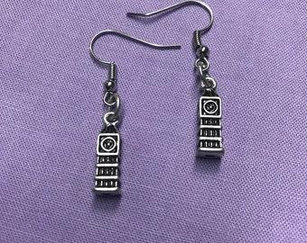 Big Ben earrings