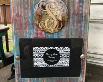 Personalized 4x6 frame