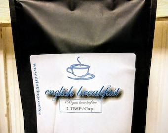 English Breakfast Tea (100 grams, 50 cups)