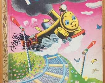 Tootle, Vintage Little Golden Book, Gertrude Crampton, Pictures by Tibor Gergely, 1946 H