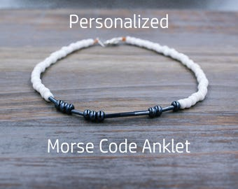 Name Ankle Bracelet with Name, Personalized Name Anklet, Custom Name Anklet, Personalized Jewelry for Girls, Personalized Gift for Women