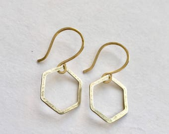 Hammered Hexagons