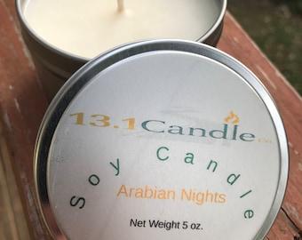 Arabian Nights 5 oz tin