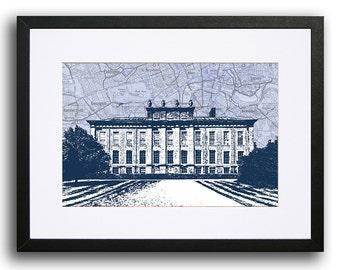 Kensington Palace - Blue