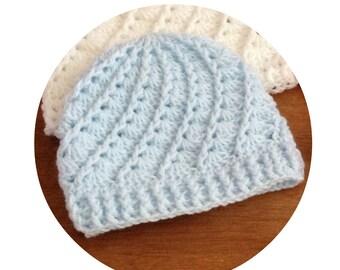 baby boy hat, baby boy beanie, infant hat, infant boy beanie, crochet baby beanie, crochet baby hat, crochet beanie hat, newborn hat, gift