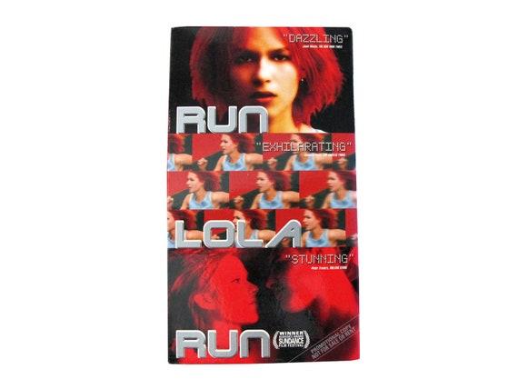 Run Lola Run VHS