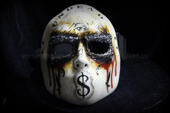 Hollywood Undead J Dog Mask Day Of The Dead