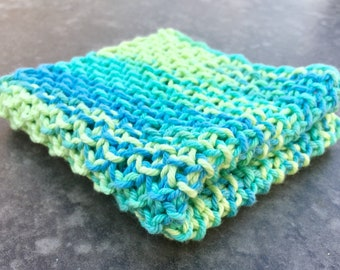 Cotton Washcloth, Dishcloth, Knit Washcloth, Knit Dishcloth , Facecloth, knit facecloth, Washcloth, cotton facecloth, cleaning