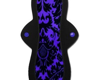 "Luxury CozyFolk Cloth Pad (10 inch Heavy, Moderate, or Light in ""Majesty"" Minky)"