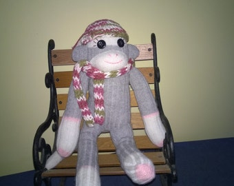 Sock Monkey, Sally
