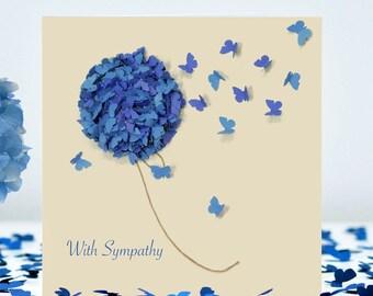 sympthy card