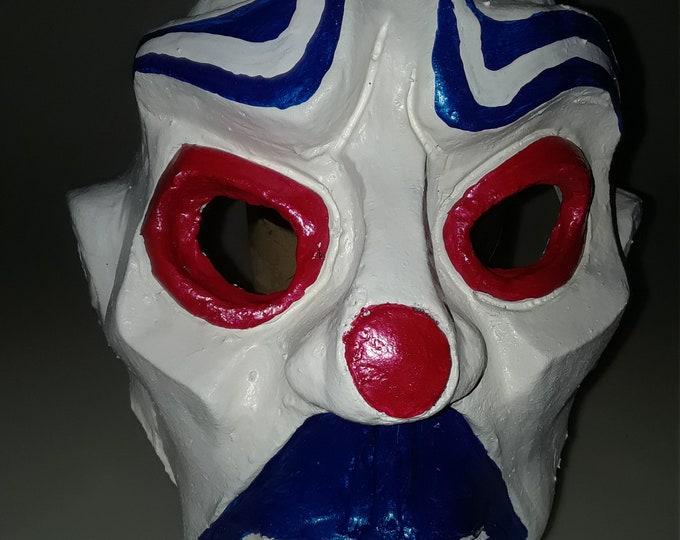 Joker Bank Heist Mask