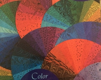 Color Confidence for Quilters by Jinny Beyer's