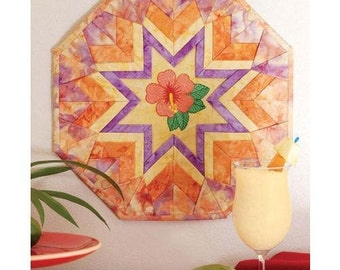 Island Star Wall Hanging Sewing Pattern Download 803049