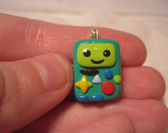 Adventure Time BMO Charm