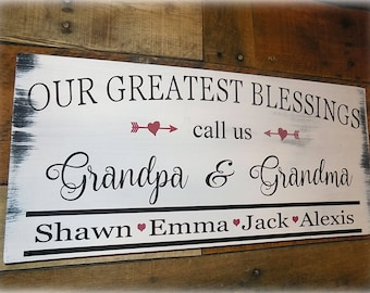 Our Greatest Blessings