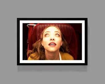 Twin Peaks Poster - Becky Burnett Print - David Lynch Amanda Seyfried 2017 TV Movie Cult Classic