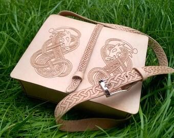 Viking Style Shoulder Bag