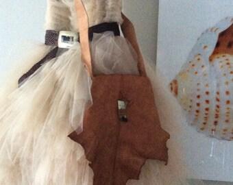 Handmade Artisan Leather Bag