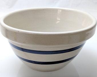 Vintage Robinson Ransbottom Pottery Co Bean Pot Vintage