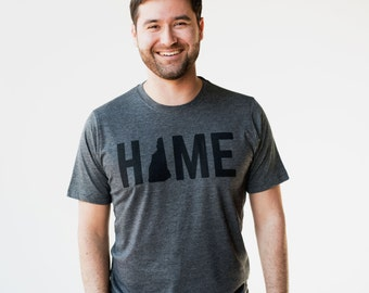 T-Shirt - New Hampshire HOME Men's Tee