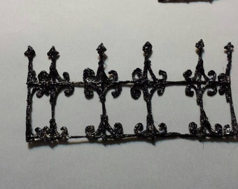 Gothic inspired fence