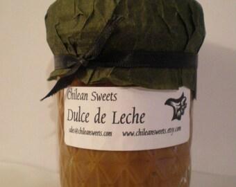Homemade Dulce de Leche (8 oz)