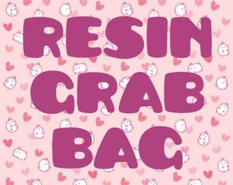 Resin Grab Bag -- Random Assortment