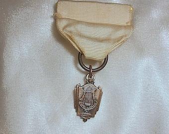 Band Award Medal  1956