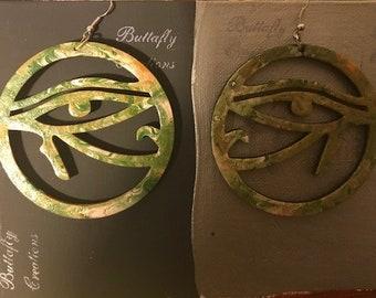 Eye of Horus Earring